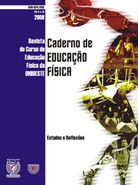 Visualizar V. 8, N. 14, 2009 | Caderno de Educação Física