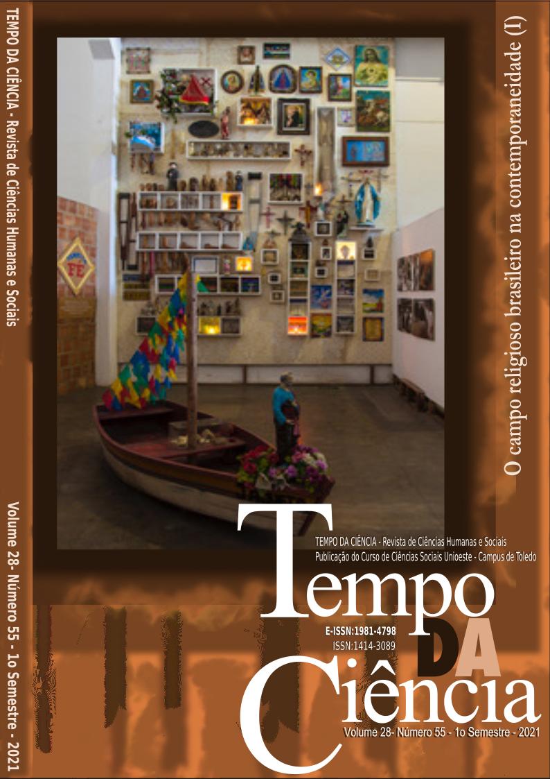 Visualizar v. 28 n. 55 (2021): Dossiê: O campo religioso brasileiro na contemporaneidade I